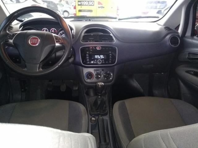 FIAT PUNTO 1.4 ATTRACTIVE 8V FLEX 4P MANUAL. - Foto 5