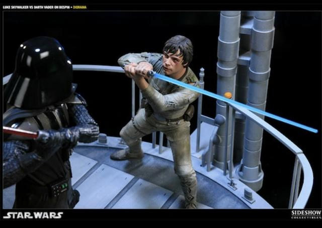 Vendo Action Figure Star Wars, diorama Sideshow