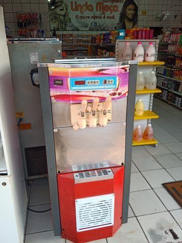 Máquina de sorvete expresso Logrosoft Monofásica - Foto 2