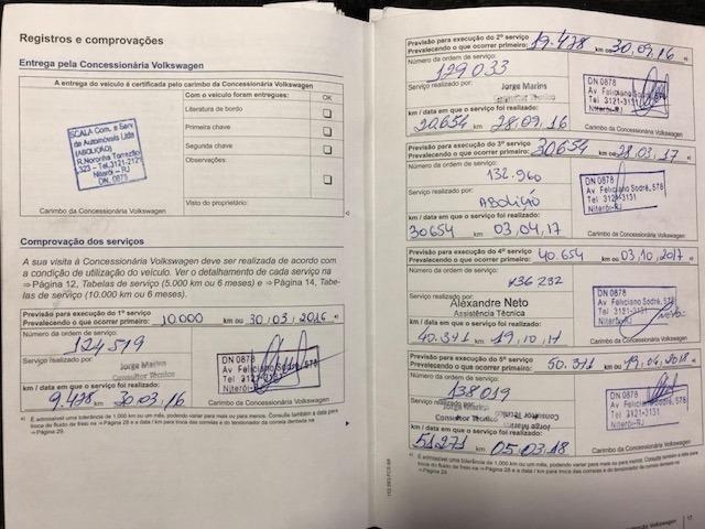 Fox Rock in Rio 2016 c/ 77.000 km , revisado na VW!!!!!!!!! - Foto 6