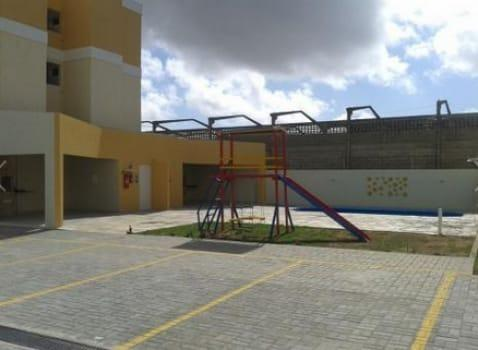 Apartamento no condomínio rosa dos ventos 2/4, 1 suíte R$ 650,00- Planalto - Foto 3