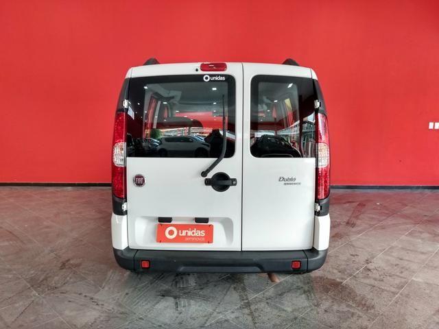 Fiat Doblo 1.8 Essence 7 lugares 2017/2018 * aceito consórcio - Foto 6