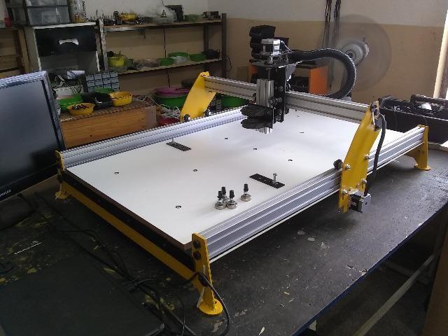 Router CNC Fresadora V4 Hobby