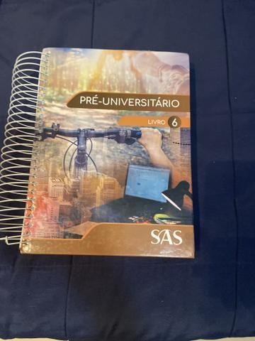 Livros didáticos do SAS , um dos melhores do Brasil - Foto 6