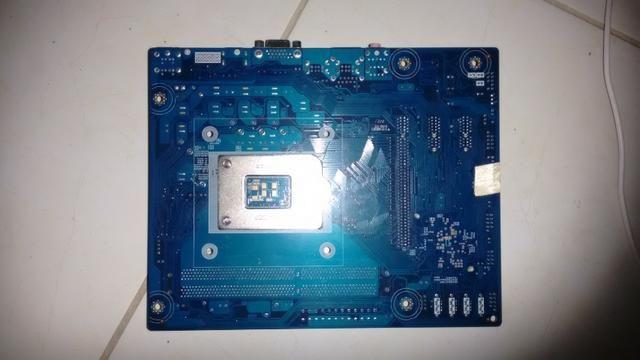 Placa Mãe Semp Toshiba Pci E Gen 2 Lga 1155 Ddr3 - Foto 3