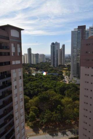 Apartamento com 2 dormitórios à venda, 69 m² por r$ 350.000 - jardim goiás - goiânia/go - Foto 5