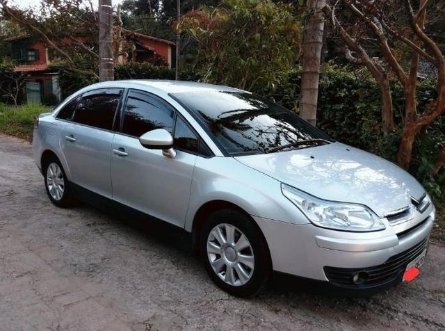 C4 Pallas - 2011 aut. gnv 5ª g