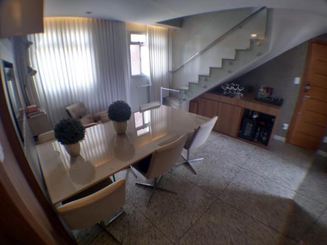 Cobertura à venda, 3 quartos, 4 vagas, prado - belo horizonte/mg - Foto 2