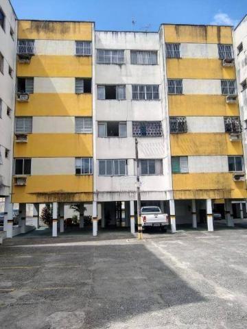 Apartamento à venda, 64 m² por r$ 159.000,00 - cidade dos funcionários - fortaleza/ce