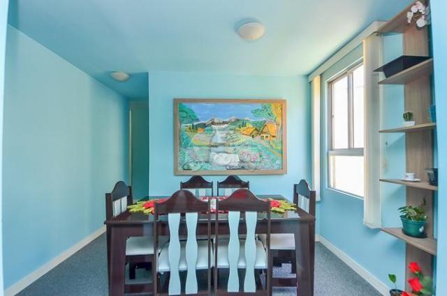 Apartamento à venda com 2 dormitórios em Novo mundo, Curitiba cod:154105 - Foto 3