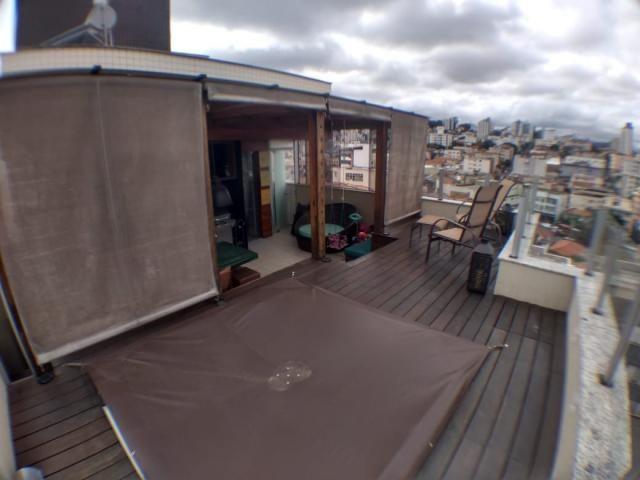Cobertura à venda, 3 quartos, 4 vagas, prado - belo horizonte/mg - Foto 16