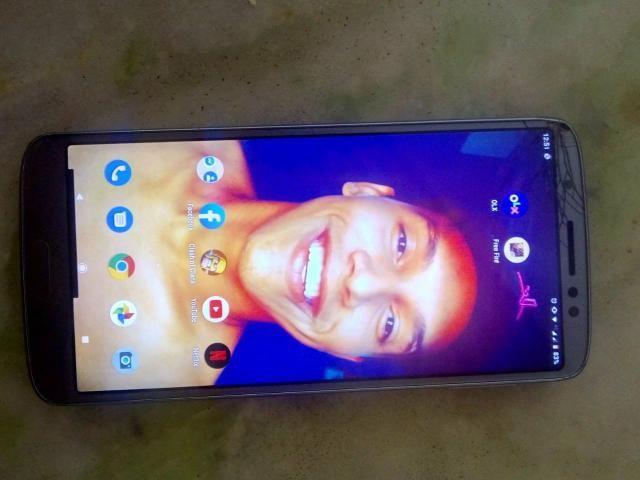 Vendo Motorola moto g6 plus rápida (leia descrição) - Foto 4