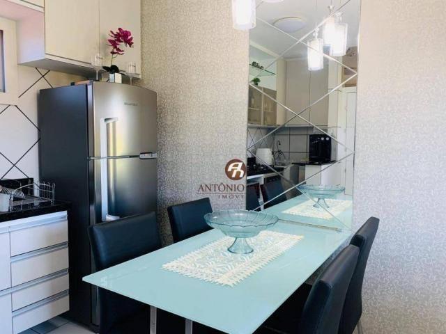 Apartamento á venda na Messejana em localização privilegiada, ACEITAMOS FINANCIAMENTO POR  - Foto 2