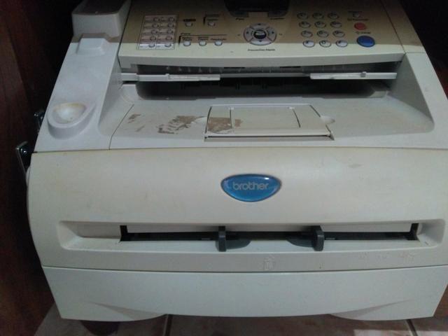 Impressora e fax