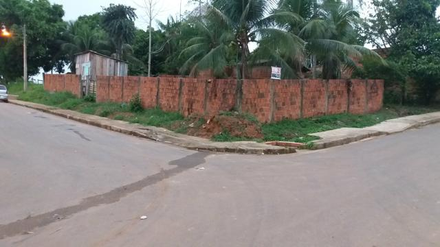 Vendo terreno todo murado 15 x 30 - Foto 2