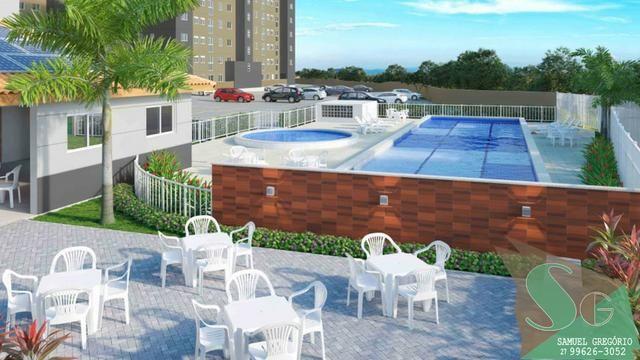 SAM - 86 - Apartamento 2 quartos - ITBI+RG grátis no bairro Camará - Foto 3