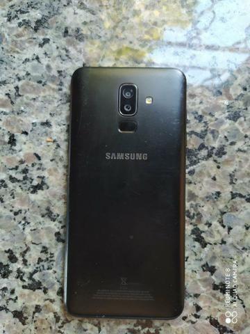 Vendo Celular J8 64 GB Novo Perfeito Estado sem nenhum Trincado