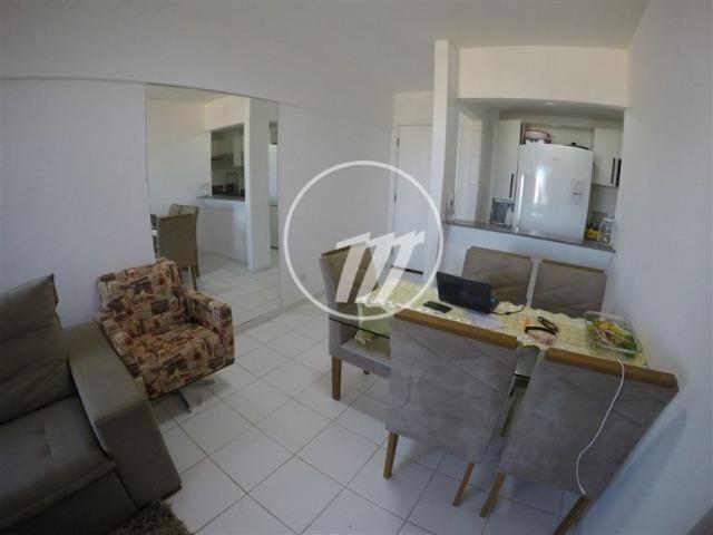 Apartamento nascente com 60,39 m², 3/4 (sendo 01 suíte), em Cruz das Almas. REF: C4197 - Foto 3