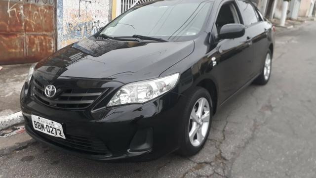 Toyota Corolla Gli 1.8 2013 com kit GNV geração 5 !!!!!!!!!!!!!!!!!!!!!!!!!!!!!!!!!! - Foto 2