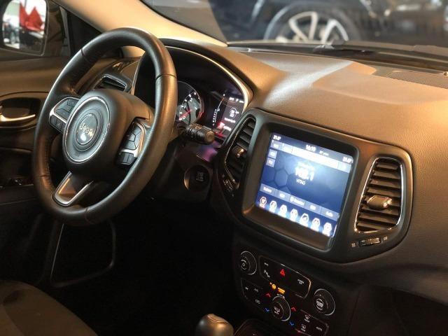 Jeep Compass Longitude 2.0 Turbo Diesel 4x4 Automatico 2018 - Foto 15
