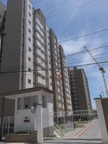 Apartamento NOVO com 3 dormitórios para alugar, 65 m² por R$ 1.150/mês - Messejana - Forta