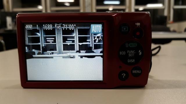 Câmera fotográfica Canon GLPH 135 - Foto 2