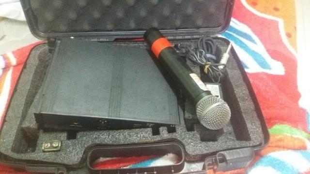 Microfone - Foto 2