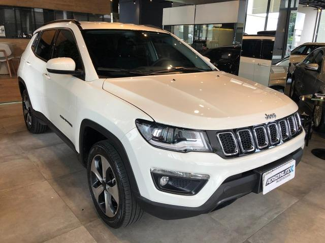 Jeep Compass Longitude 2.0 Turbo Diesel 4x4 Automatico 2018 - Foto 3