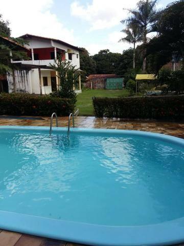 Sitio ideal para eventos, medindo 25x50m com piscina - Foto 8