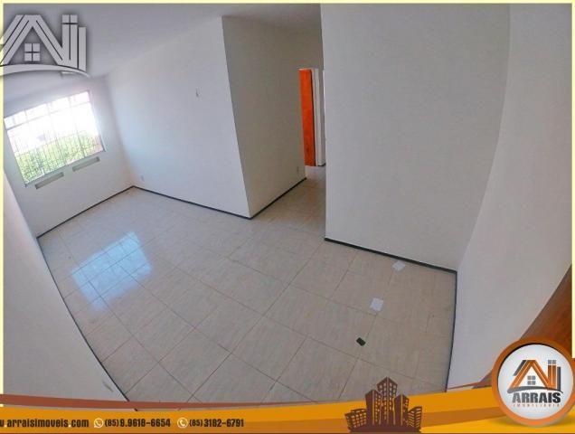 Apartamento com 2 quartos, 58m² na maraponga - Foto 5