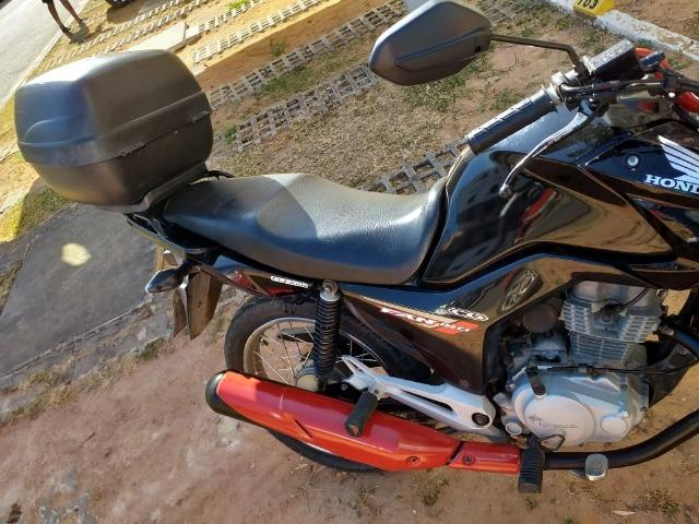 Moto CG 150 Cc fan ESDI, 2014, apenas 6.700 reais - Foto 2