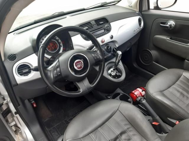 FIAT  500 1.4 CULT 8V FLEX 2P 2012 - Foto 8