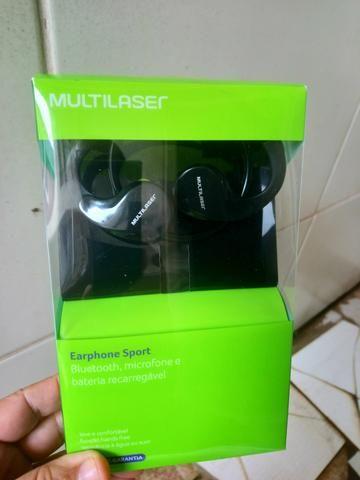 Fone de ouvido ( earphone sports) multilaser - Foto 3