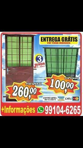 Fabricamos porta e janelas - Foto 4