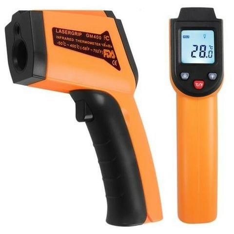 Pistola de temperatura