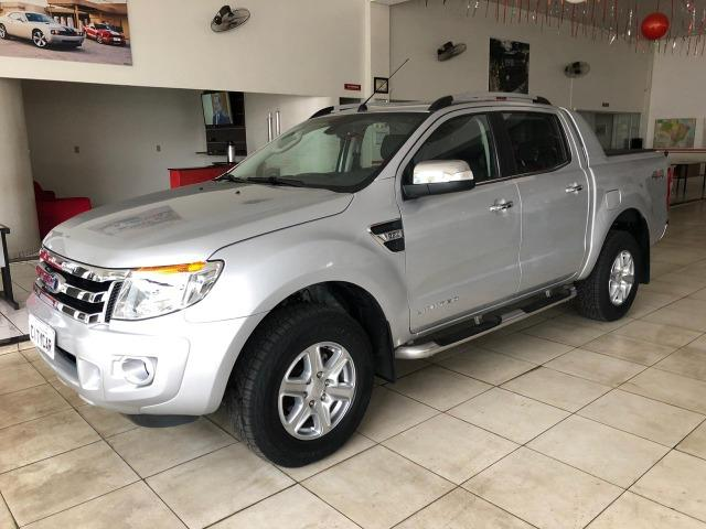 Ford Ranger Limited 3.2 4x4 Automática