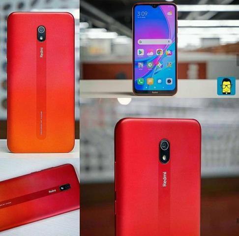 Xiaomi Redmi8a lacrados na cx versão global - Foto 4