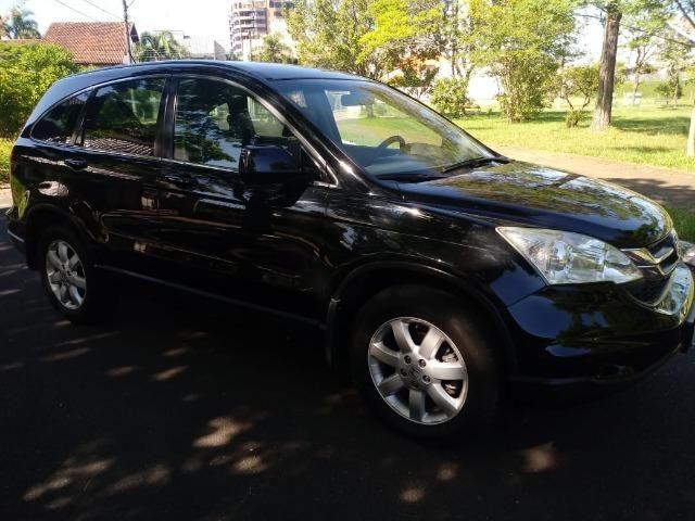 Honda Cr-v Lx 2.0 Automatica - Gasolina