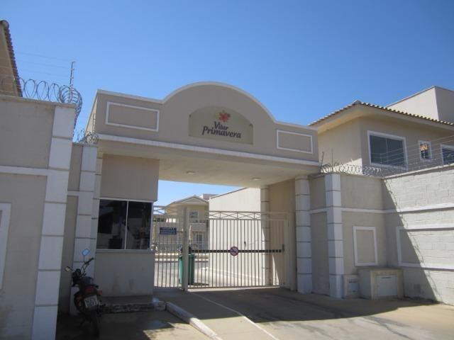 Casa / Sobrado de Condomínio Fechado, Vilar Primavera; 3 quartos 1 suíte