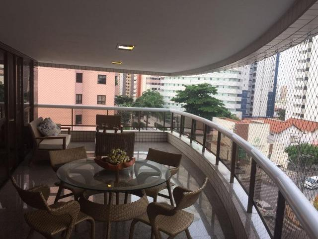 AP1313 Apartamento 320m² Um por Andar 4 Suites 100% Projetado, Vista Panorâmica Para o Mar - Foto 5