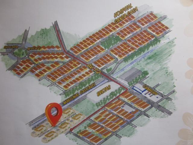 Casa / Sobrado de Condomínio Fechado, Vilar Primavera; 3 quartos 1 suíte - Foto 20