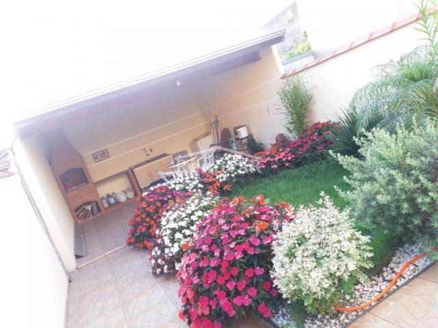 Casa à venda com 2 dormitórios em Vila são jorge, Nova odessa cod:274 - Foto 5