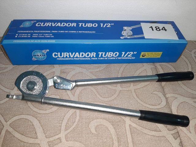 2 Curvadores - 1/2 e 3/4 - Foto 5