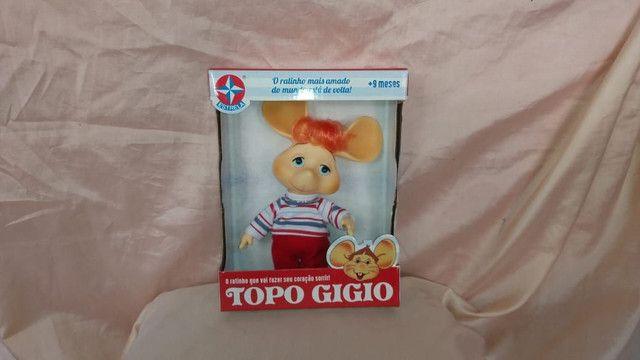 Topo Gigio estrela - Foto 2