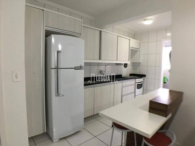 Apartamento com 2 dormitórios à venda, 63 m² por R$ 200.000,00 - Saguaçu - Joinville/SC - Foto 7