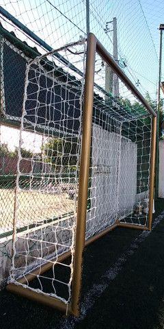 Trabalho com redes de proteçao - Foto 3