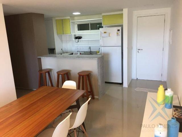 Apartamento Solarium, com 3 dormitórios à venda, 87 m² por R$ 450.000 - Porto das Dunas -  - Foto 8