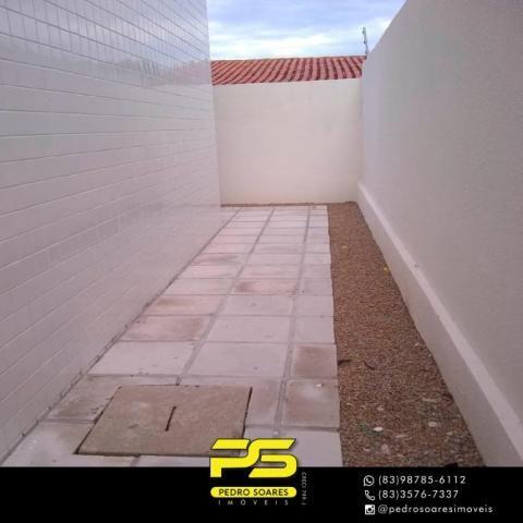 Apartamento com 2 dormitórios à venda, 60 m² por R$ 110.000 - Paratibe - João Pessoa/PB - Foto 4
