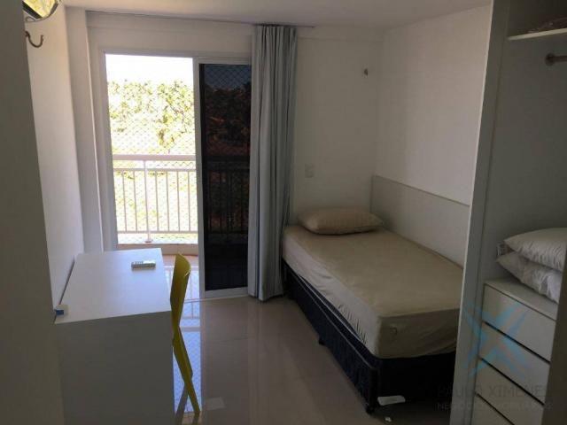 Apartamento Solarium, com 3 dormitórios à venda, 87 m² por R$ 450.000 - Porto das Dunas -  - Foto 10