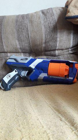 Arma de brinquedo Nerf